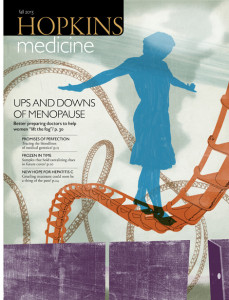 Hopkins Medicine Fall 2013 cover
